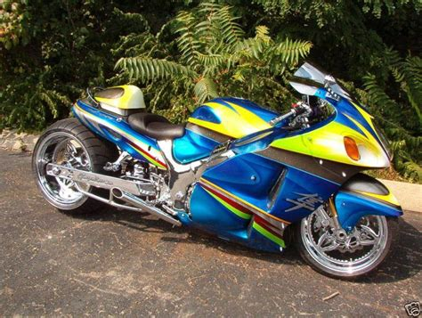 Pin By Pashnit Motorcycle On Suzuki Hayabusa Gsx1300r