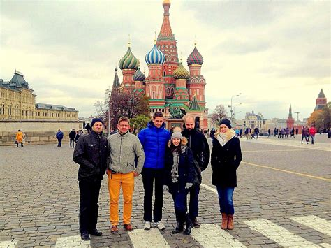 Red Square Tour In Moscow City, Russia