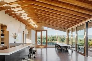 Wine tasting room goes sleek and minimalist in Oregon - Curbed