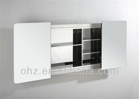 sliding glass door medicine cabinet bathroom medicine cabinet with sliding mirror home