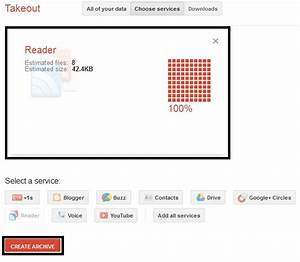 the www blog extract google reader data subscriptions With google read documents