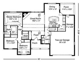 floor plans ranch ideas floor plans for ranch homes home house blueprints home floor plans plus ideass