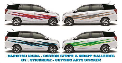 Mobil Sigra Modifikasi by Ide 80 Modifikasi Mobil Sigra Putih Terbaru Dan