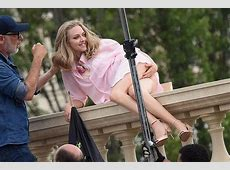 Amanda Seyfried shows off A LOT more than bargained for as