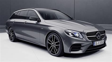 2019 Mercedesamg E53 Hits Uk In Saloon And Estate Forms