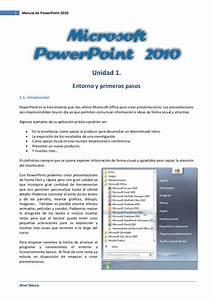 Manual De Power Point 2010
