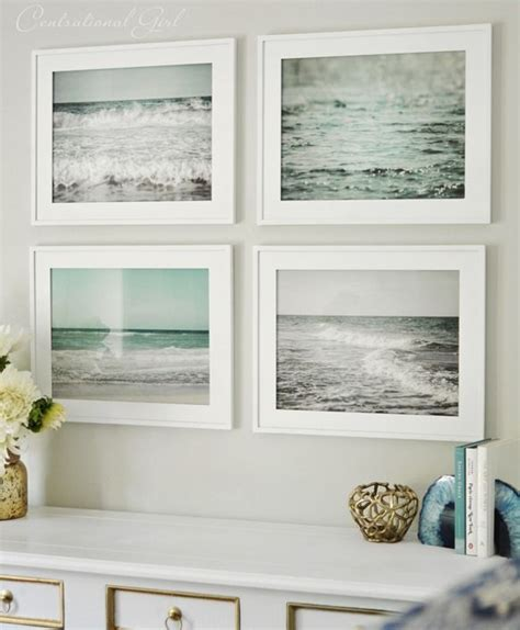 set of framed prints what a fresh alternative to