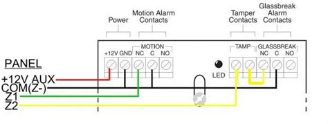 Using Wires For Powered Sensor Doityourself