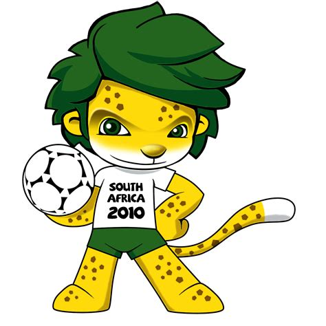 Mascotes das Copas : Abril 2014