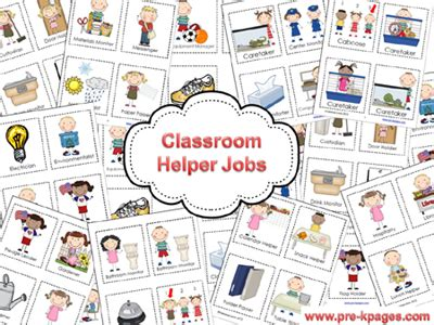 how to make library pockets with envelopes 663 | classroom helper chart jobs