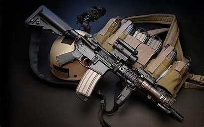 Gun Rifle Military Assault Rifles Police Weapon