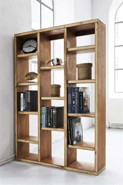 wall divider shelves gosto de estante vasada porque pode ser usada como 3308