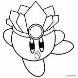 Kirby Coloring Pages Ice Cube Printable Drawing Sheets Knight Cool2bkids Stagecoach Games Colouring Dragon Super Meta Cartoon Game Cool Adult sketch template