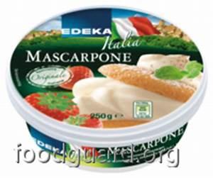 Mikronährstoffe Berechnen : edeka italia mascarpone n hrwerte inhaltsstoffe gesunde ern hrung ~ Themetempest.com Abrechnung