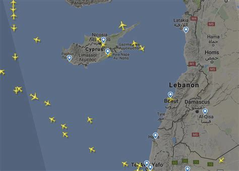 Flights to Cyprus and the Eastern Mediterranean: your