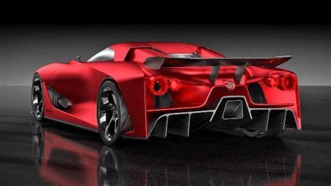 nissans gt     electric vehicle   future