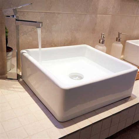 evora countertop basin