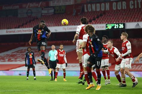 Arsenal 0-0 Crystal Palace: Arsenal player ratings as ...
