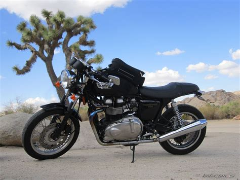 Triumph Thruxton Picture by 2009 Triumph Thruxton 900 Picture 2719433