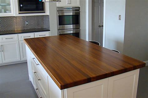 countertop for kitchen island afromosia wood countertop photo gallery by devos custom