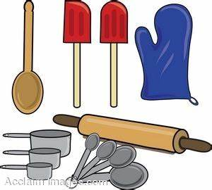 Baking Tools Clipart | Clipart Panda - Free Clipart Images
