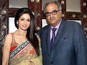 Did Boney Have A Hunch About Sridevi's Death?