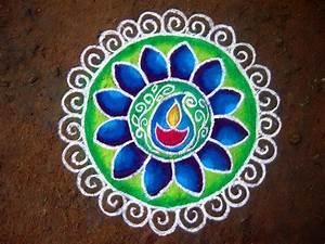 Emblem for Lightness: Rangoli atiredlibrarian