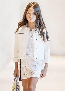 ikks kids39 fashion girls clothes spring summer looks With robe de communion ikks