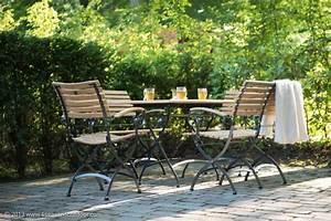 Table Fer Forgé Jardin : chaise de table de jardin bellini en fer forg blanc ~ Teatrodelosmanantiales.com Idées de Décoration