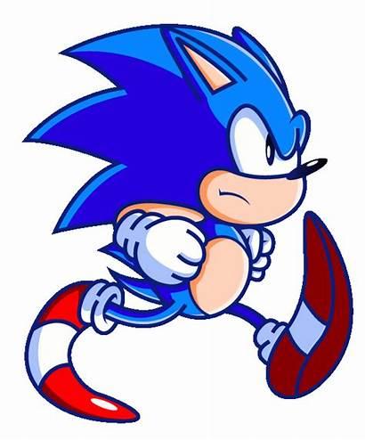 Sonic Scratch Hedgehog Running Animation Adventure Fire