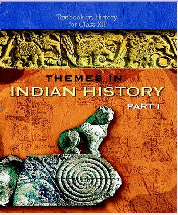 history text book themes  indian history