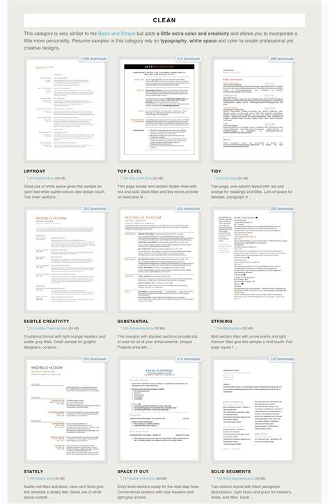 Resume Now Free Templates by 275 Free Resume Templates You Can Use Right Now