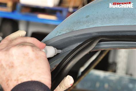 How To Replace Worn Car Door Weatherseals
