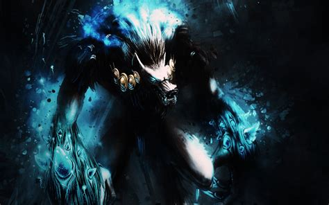 Beast Scary Wolf Wallpaper by Wallpapers Wallpaper Cave