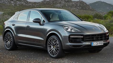 2020 porsche suv porsche cayenne coupe 2020 revealed car news carsguide