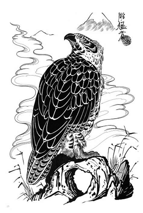 Tiger,Falken & Schlangen Tätowierung DESIGNS horimouja. ausenlinie stencil. toll   eBay