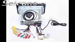 Plug And Play 2014 Toyota Tundra Dvd Player Gps Navigation
