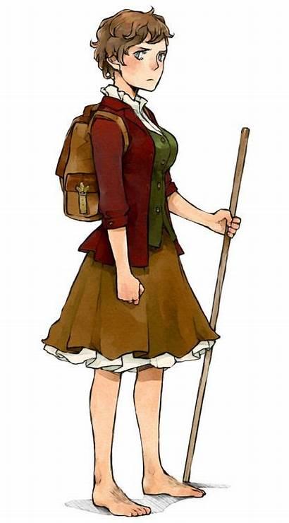 Hobbit Halfling Cosplay Adventurer Bilbo Genderbent Uploaded