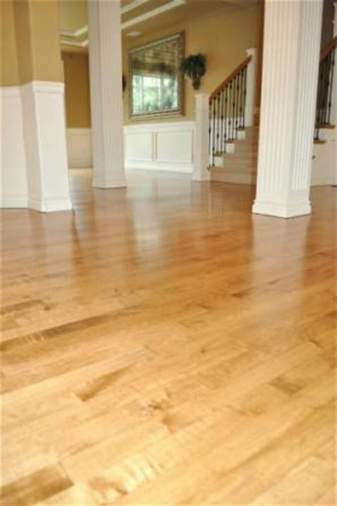 Stained Maple Hardwood Floors in Bothell   Classic