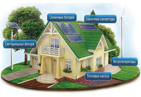 Альтернативные источники энергии . Статьи