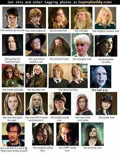 Harry Potter Characters | Harry Potter | Pinterest | Sexy ...