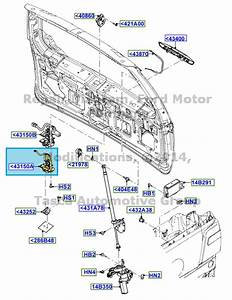 E150 Rear Door Latch Diagram