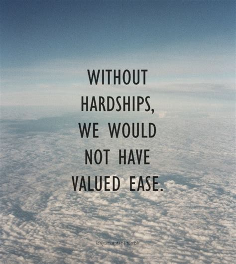 hardship quotes  sayings quotesgram