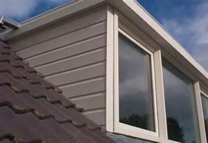 Dachüberstand Verkleiden Material : gaubenverkleidung in holz optik aus kunststoff ~ Markanthonyermac.com Haus und Dekorationen