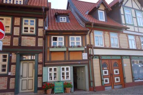 Tysklands Minsta Hus?  Billede Af Kleinstes Haus