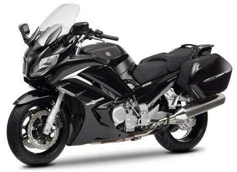One Of The Finest Sport Touring Motorcycle