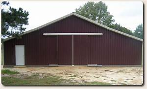 Pole building construction pole barn construction company for Barn construction companies