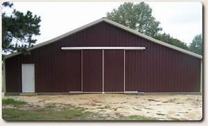 pole building construction pole barn construction company With barn building companies
