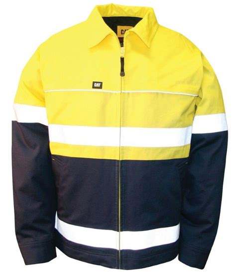 HiVis Refect Tape Jacket - Mens Clothing Online | Buy Mens Clothing Online | Roadhouse Australia ...