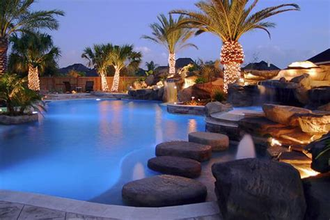 amazing pools  texas intheswim pool blog